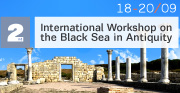 2nd International Workshop on the Black Sea in Antiquity