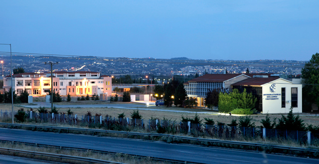 The first Greek public university where all programmes are taught exclusively in English